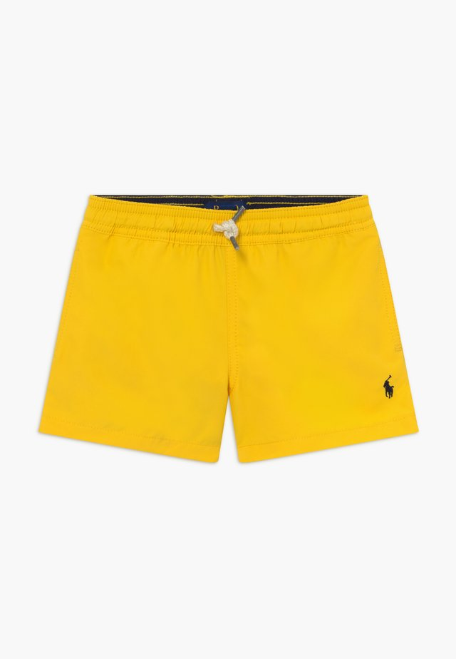 TRAVELER - Badeshorts - chrome yellow