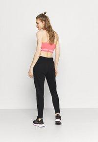 adidas Performance - Pantalones deportivos - black/white - 2