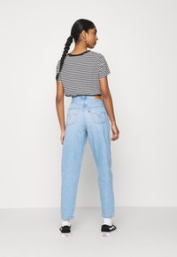 Levi's® - HIGH LOOSE TAPER - Jeans relaxed fit - near sighted tencel - 2