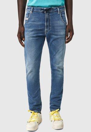 KROOLEY Z69VK - Slim fit jeans - medium blue