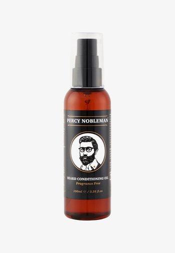 BEARD OIL - Beard oil - original fragrance free