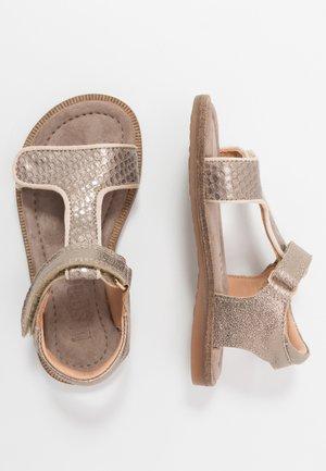 ALMA - Sandals - stone
