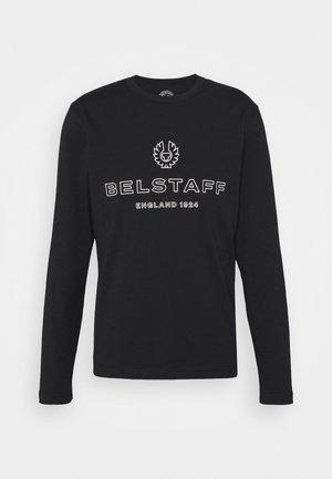 OUTLINE GRAPHIC - Print T-shirt - black