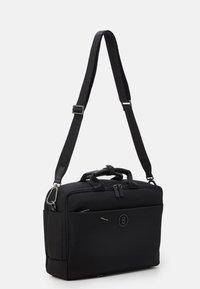 Bogner - KEYSTONE MATTIS BRIEFBAG UNISEX - Laptop bag - black - 1
