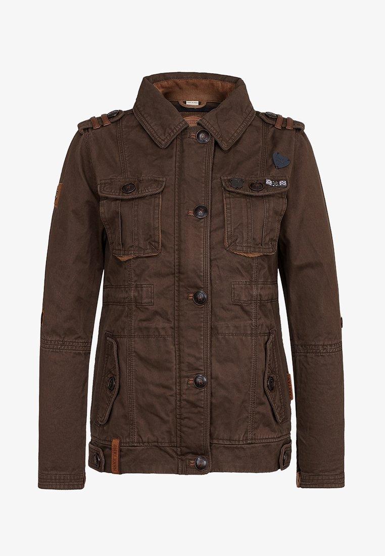 Naketano - Summer jacket - brownie