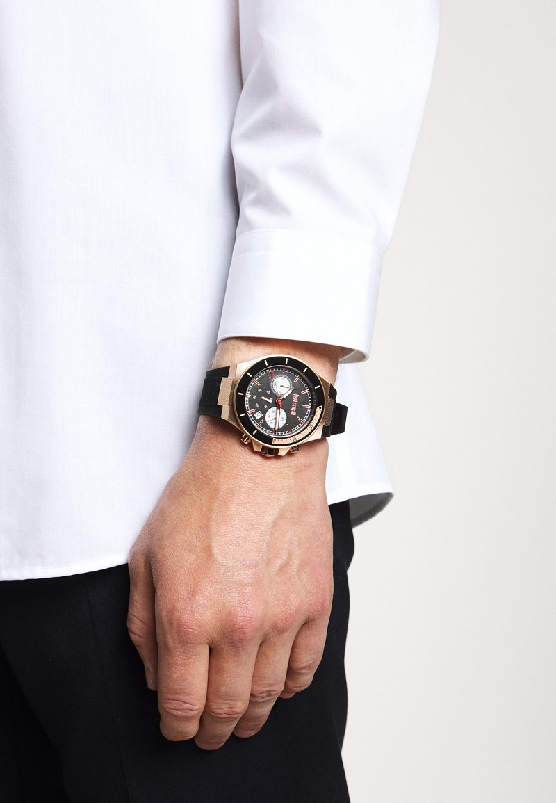 Just Cavalli - SPORT - Cronografo - black