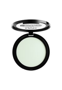 Nyx Professional Makeup - HIGH DEFINITION FINISHING POWDER - Spray fixant & poudre - 3 mint green - 1