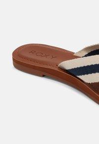 Roxy - KNOTICAL - Mules - nautical - 5