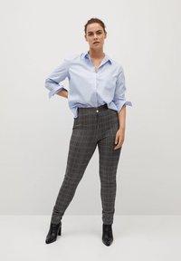 Violeta by Mango - SHARON - Leggings - Trousers - grey - 1