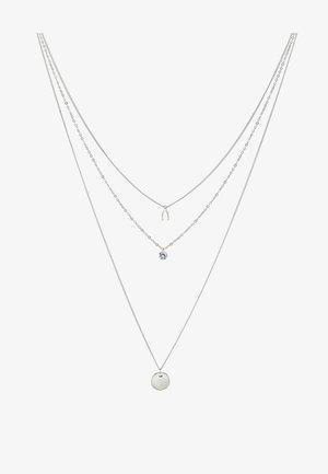 KETTE 3 - Náhrdelník - silver-coloured