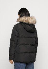 Lauren Ralph Lauren Petite - JACKET - Down jacket - black - 2