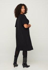 Zizzi - Cocktail dress / Party dress - black - 1