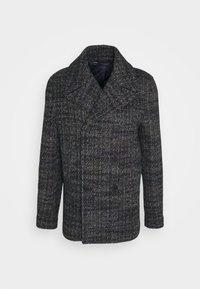 COAT - Classic coat - multi-coloured