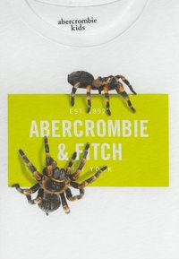 Abercrombie & Fitch - IMAGERY PRINT - Print T-shirt - white - 3