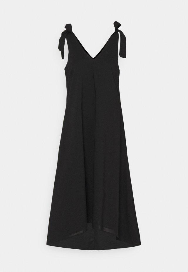 VMKARLA CALF DRESS - Vestido informal - black