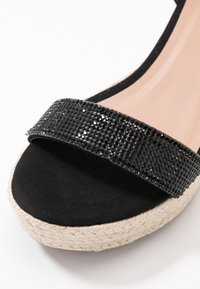 Anna Field - Espadrillas - black - 2