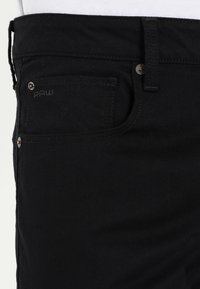 G-Star - 3301 SLIM - Jeans slim fit - ita black superstretch - 3