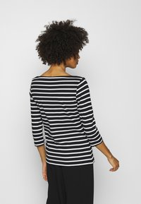 Tommy Hilfiger - AISHA BOAT - Long sleeved top - black - 2