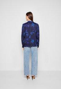 PS Paul Smith - SHIRT - Button-down blouse - dark blue - 3
