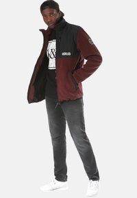 Young and Reckless - Fleece jacket - red - 1