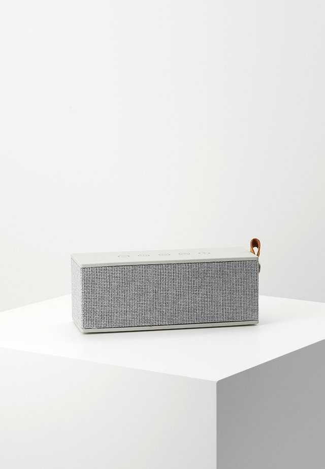 ROCKBOX BRICK FABRIQ EDITION BLUETOOTH SPEAKER - Altavoz - cloud