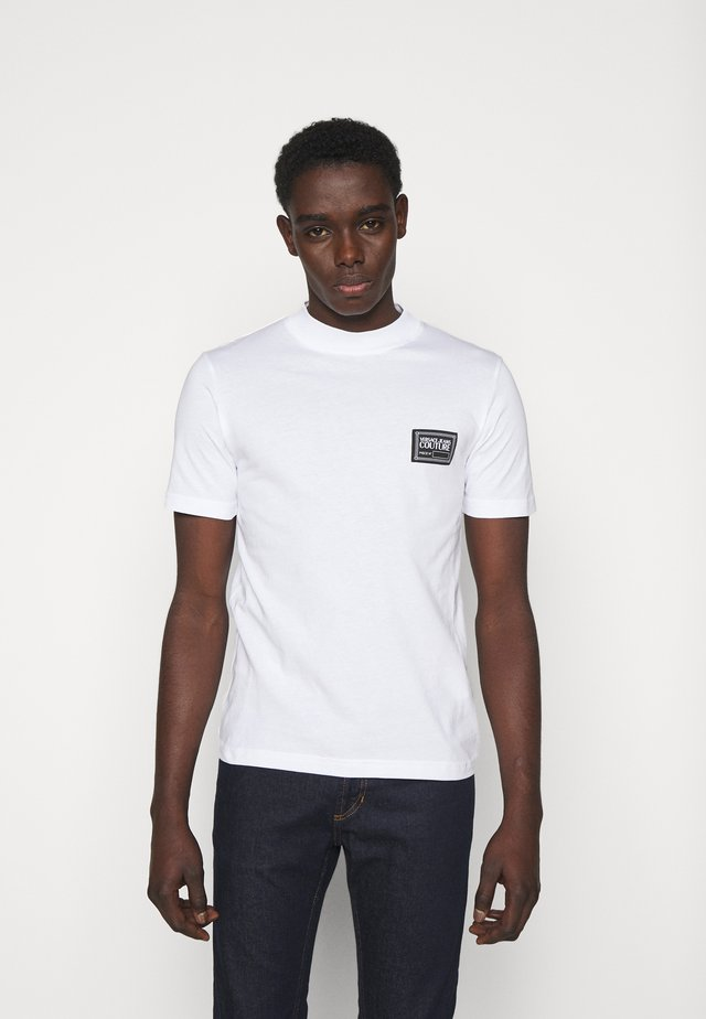 MARK  - T-shirt imprimé - white