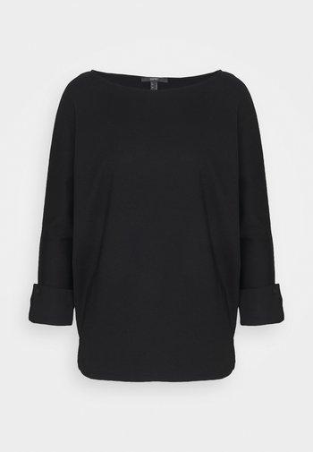 ECOVERO BATWING - Sweatshirt - black