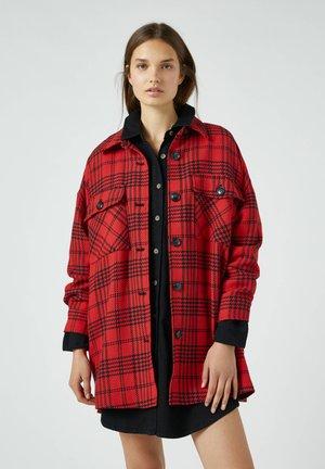 Veste légère - red