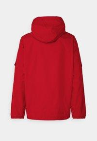 adidas Originals - THREE STRIPES UNISEX - Tunn jacka - scarlet - 1