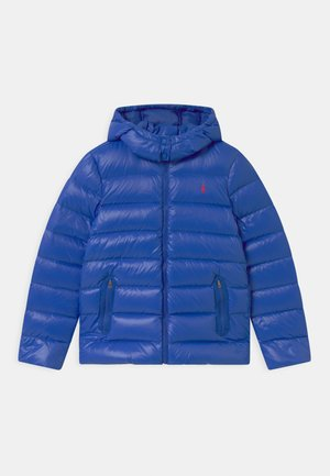 CHANNEL OUTERWEAR - Down jacket - boysenberry