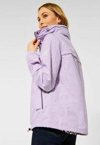 Cecil - Outdoor jacket - lila - 1