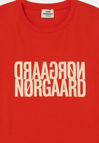 Mads Nørgaard - TUVINA UNISEX - T-shirts print - fiery red - 2