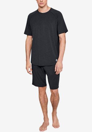 RECOVERY SLEEPWEAR SHORT - Outdoor shorts - black