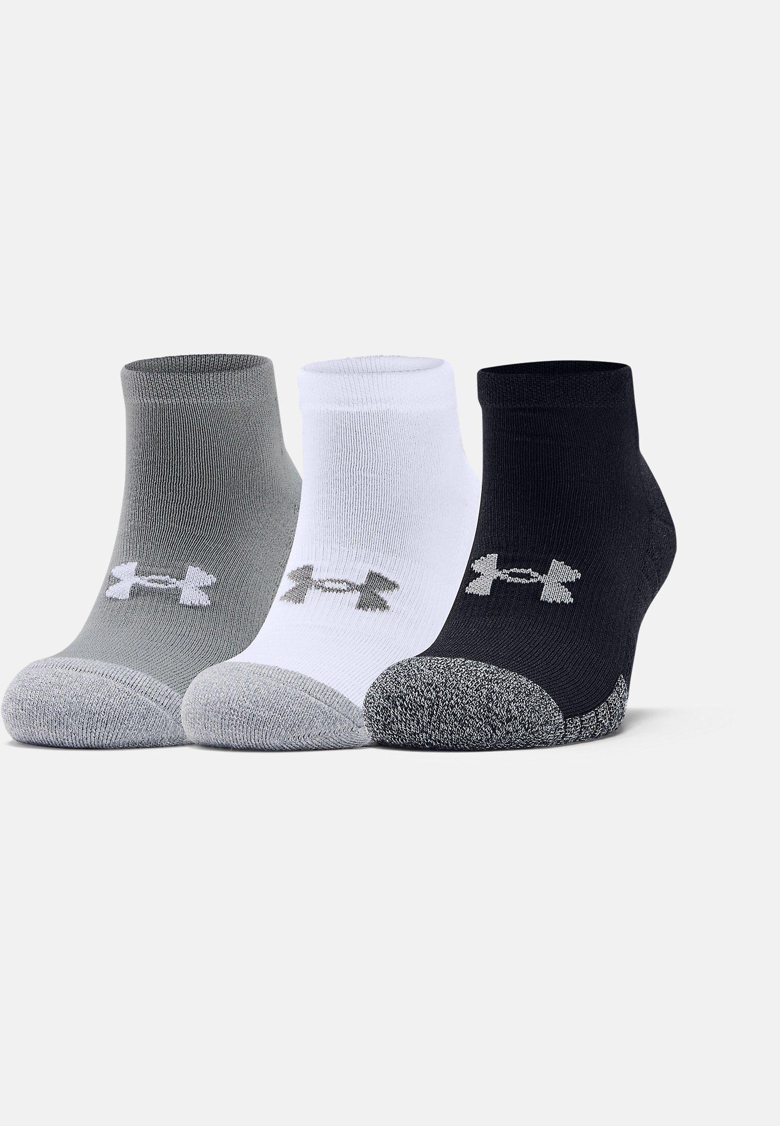 Men HEATGEAR LOCUT 3 PACK - Sports socks