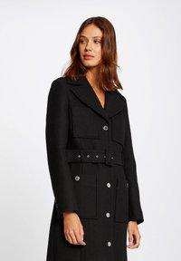 Morgan - Classic coat - black - 2