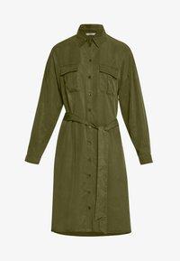 ONLKARLA - Shirt dress - grape leaf