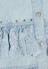 River Island - Button-down blouse - blue - 2