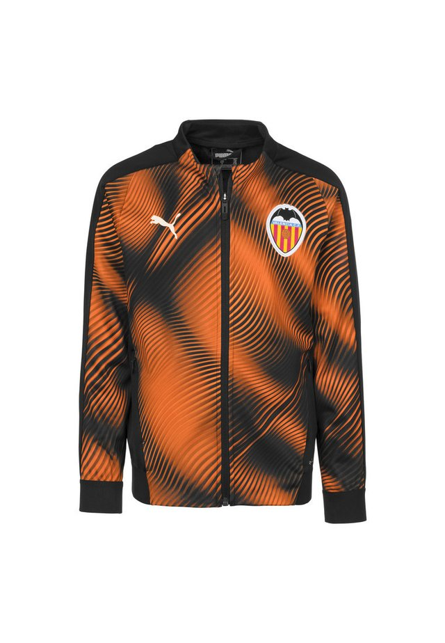 VALENCIA CF  - Club wear - black-vibrant orange