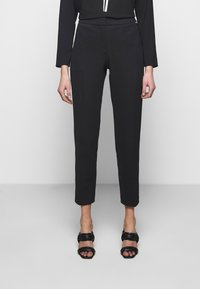 HUGO - HEBINA - Trousers - black - 0