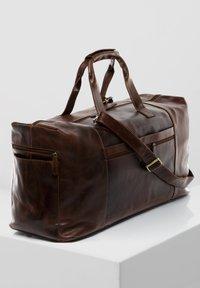 SID & VAIN - BRISTOL - Weekend bag - braun/cognac - 2