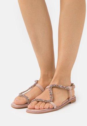 Sandalias - old pink
