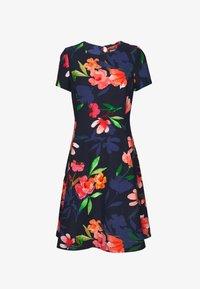 DKNY - Day dress - flower midnight multi - 5