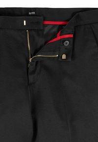 BOSS - KAITO - Pantaloni eleganti - black - 5