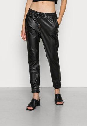 JOGGER - Trousers - black