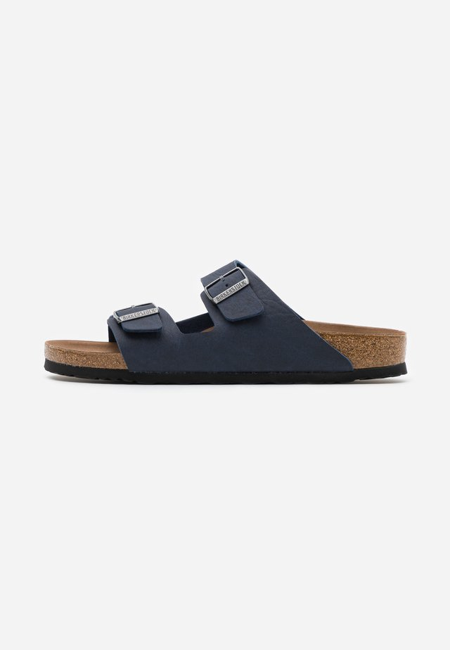 VEGAN ARIZONA - Pantofole - saddle/navy