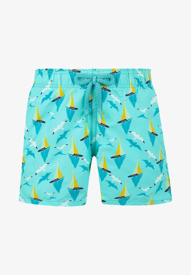 Swimming shorts - turquoise