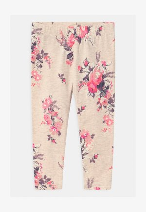 TODDLER GIRL  - Leggings - Trousers - oatmeal