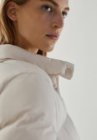 Massimo Dutti - Down jacket - beige - 4