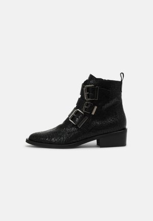 YANA - Classic ankle boots - black