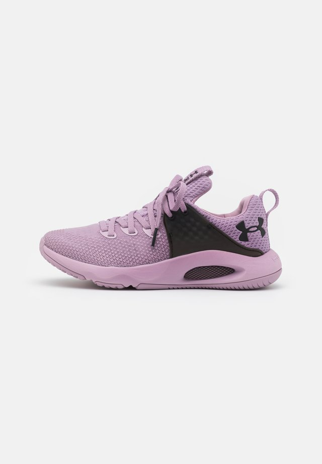 HOVR RISE 3 - Sports shoes - lilac
